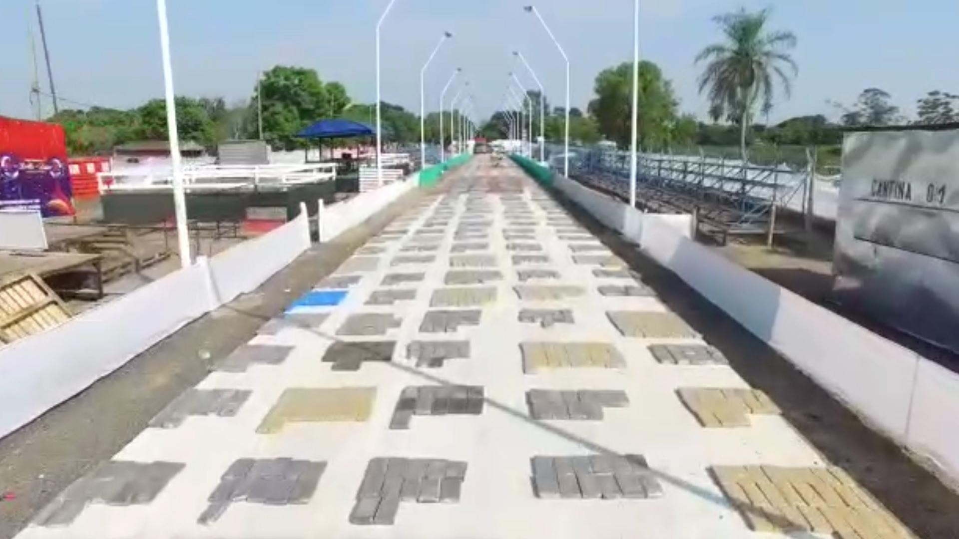 Resultado de imagen para Secuestran nueve toneladas de marihuana en Corrientes