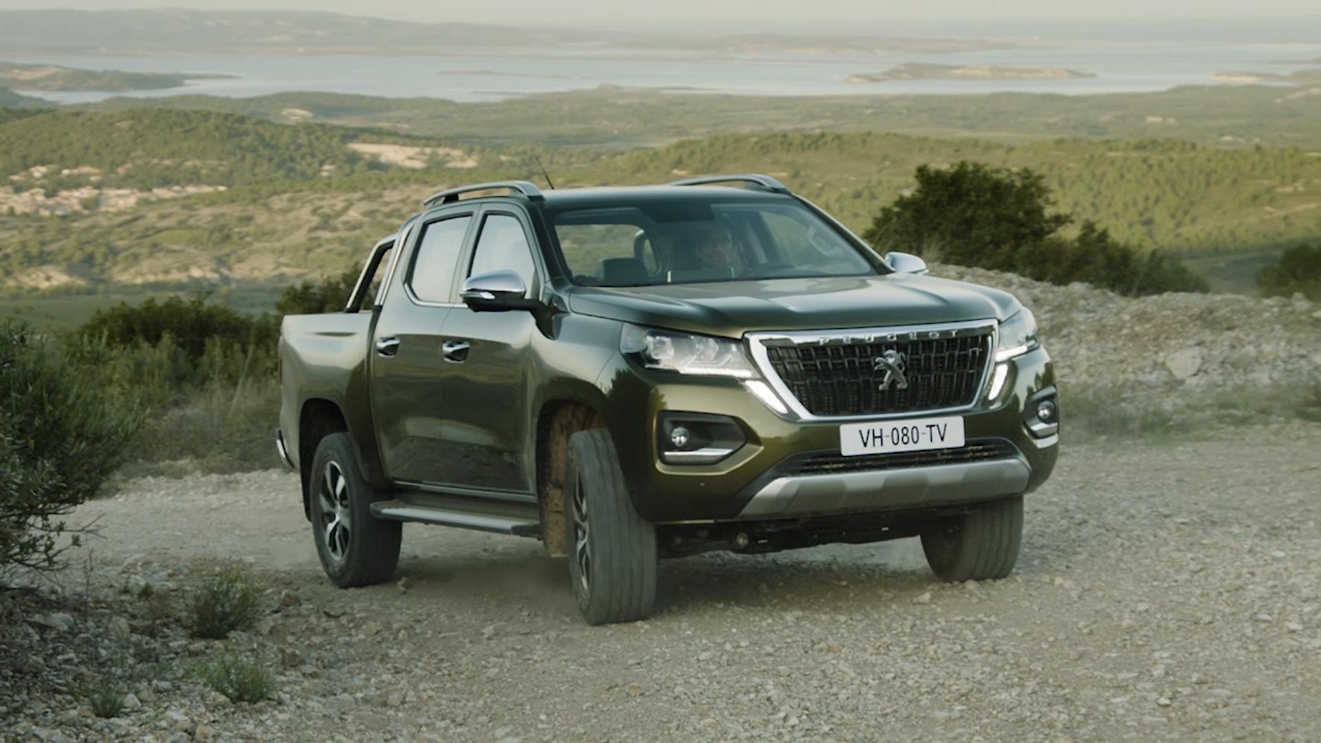 Peugeot mostró su pick up Landtrek: cuáles son sus fortalezas y cuándo  empieza a venderse - Infobae
