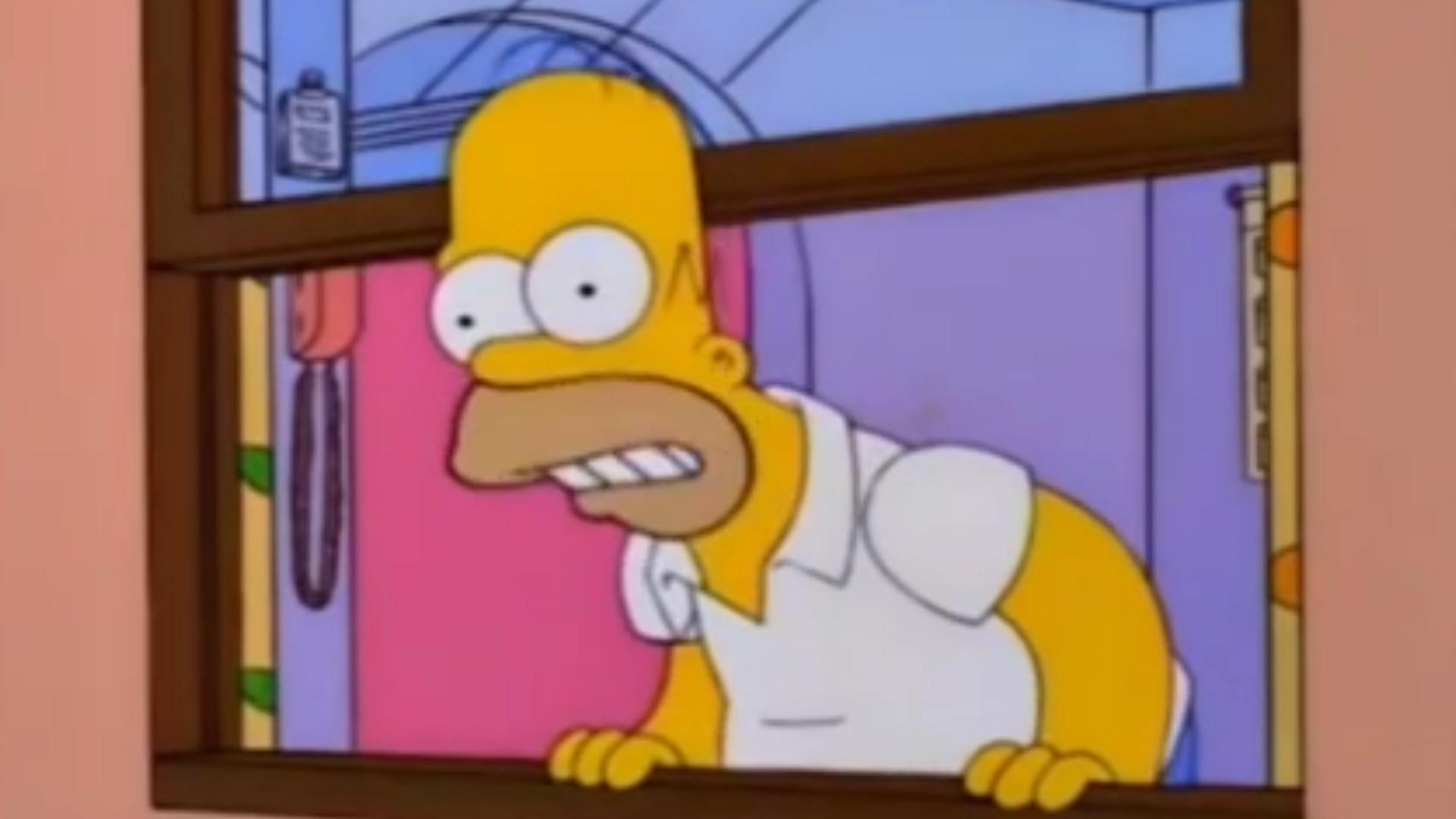"""Resultado de imagen para """"Milhouse Challenge"""", el nuevo reto viral inspirado en un momento inolvidable de """"Los Simpson"""""""
