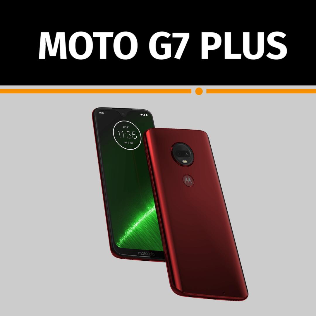 Resultado de imagen para Moto G7 Plus: corazón de gama media con batería duradera y cámara dual