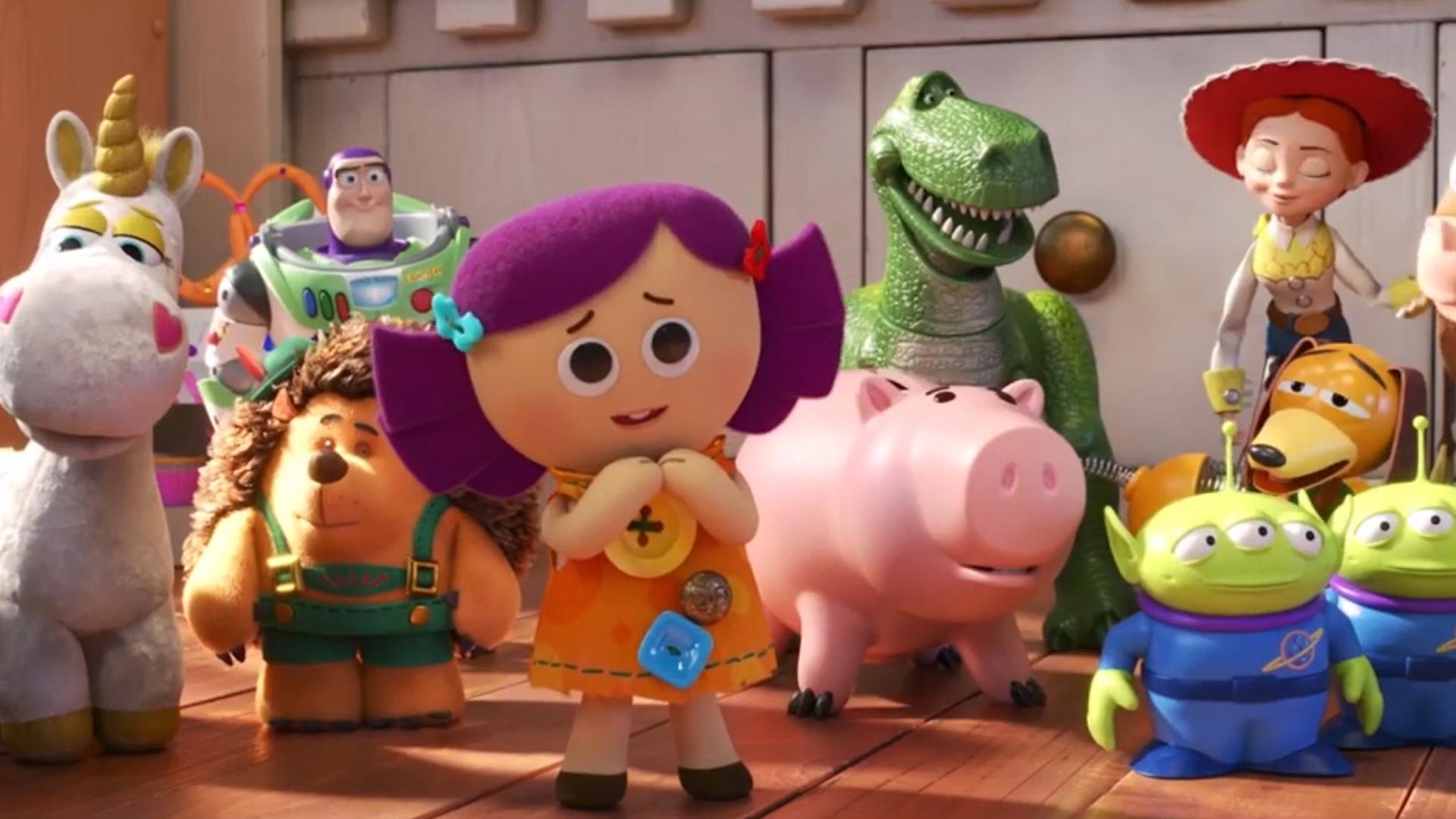 Disney Lanzo El Primer Trailer Extendido De Toy Story 4 Infobae