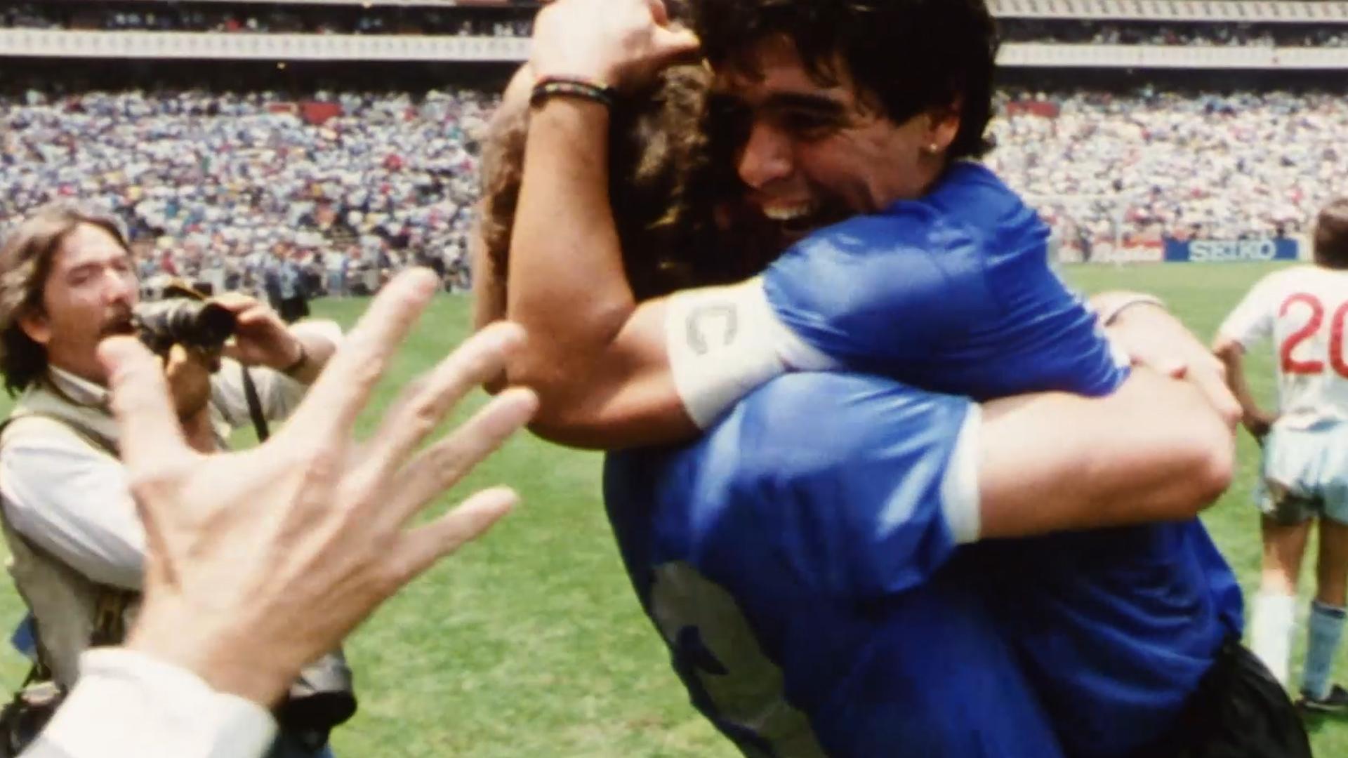 Las Pinas De Maradona Y El Grito Del Tata Brown Las Perlas Del Magico Argentina Inglaterra En Mexico 86 Infobae