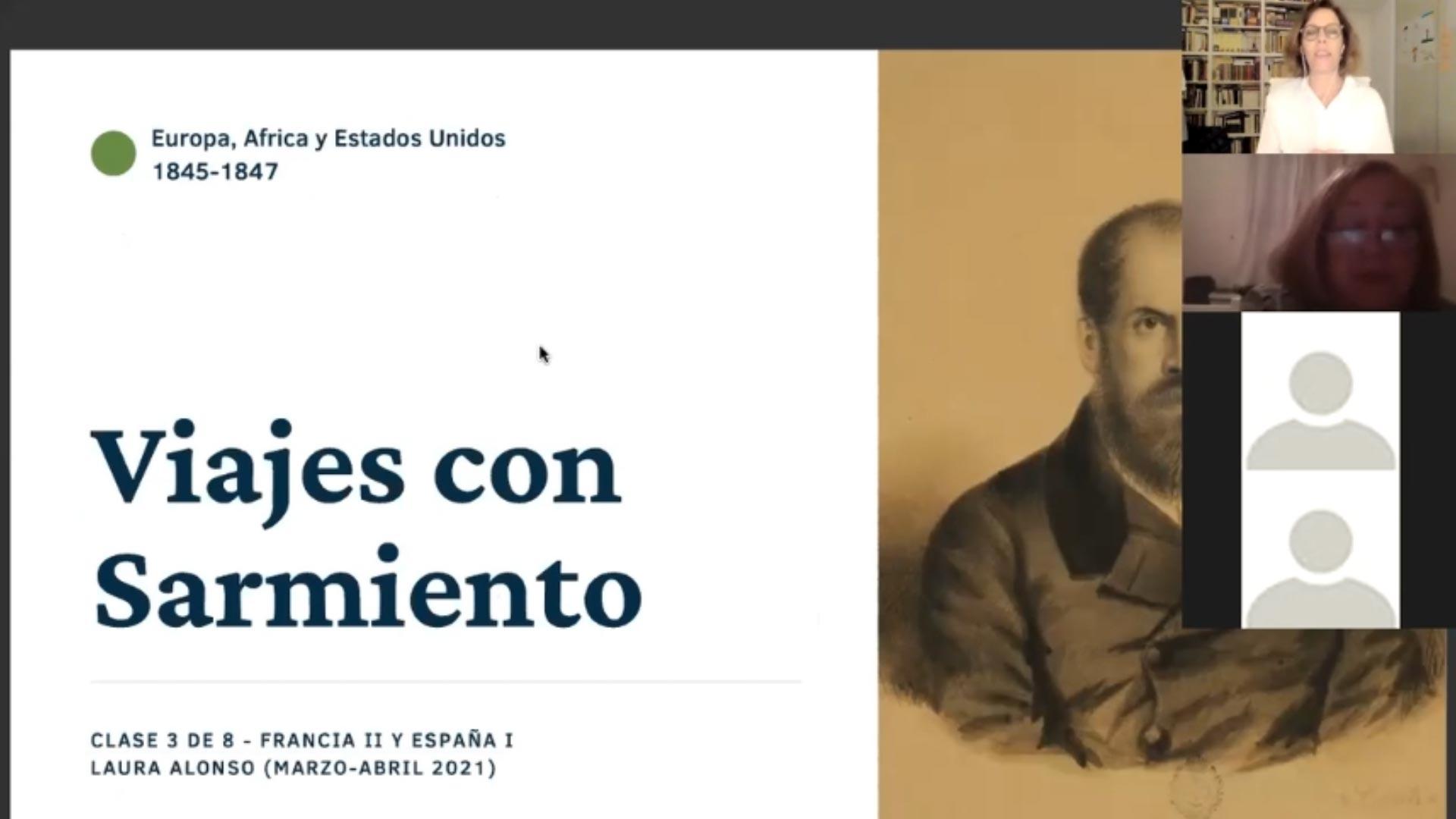 A los 62 años, Mauricio Macri decidió aprender más sobre la vida de Sarmiento en un curso online - Infobae