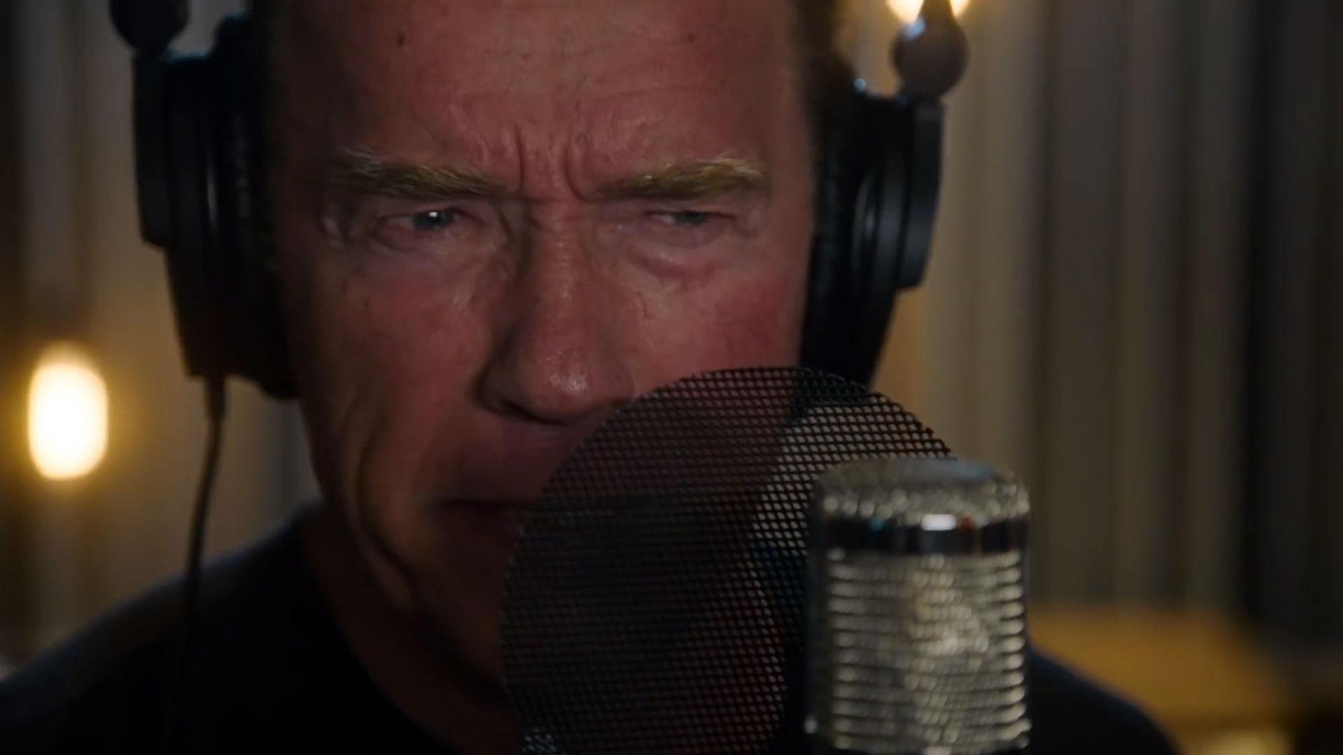 Arnold Schwarzenegger Rapea Por Un Admirable Motivo En Pump