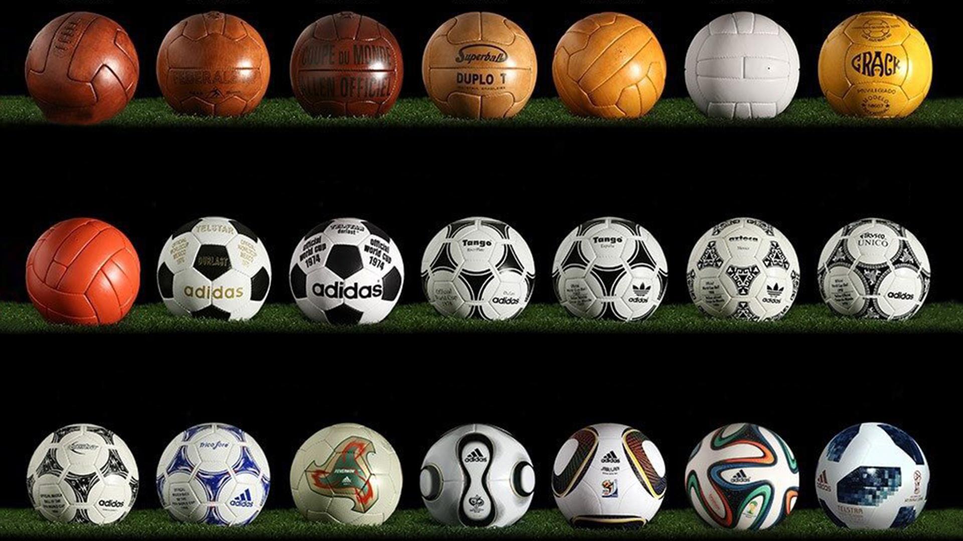 La curiosa razón por la que las pelotas de los Mundiales tuvieron que  cambiar de color - Infobae 2a9d131789d43