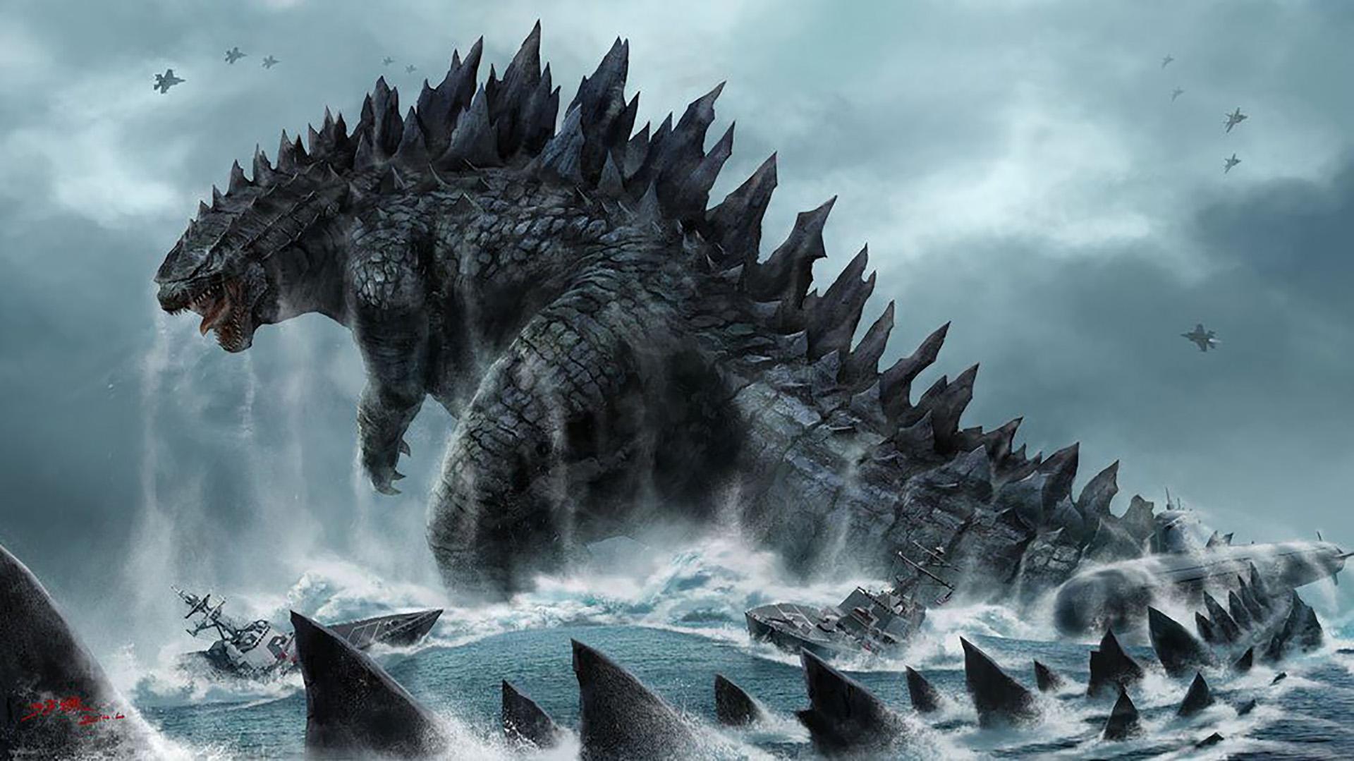 Godzilla 2El De Los Rey Vistazo Monstruos A Un Infobae CBtxshdoQr