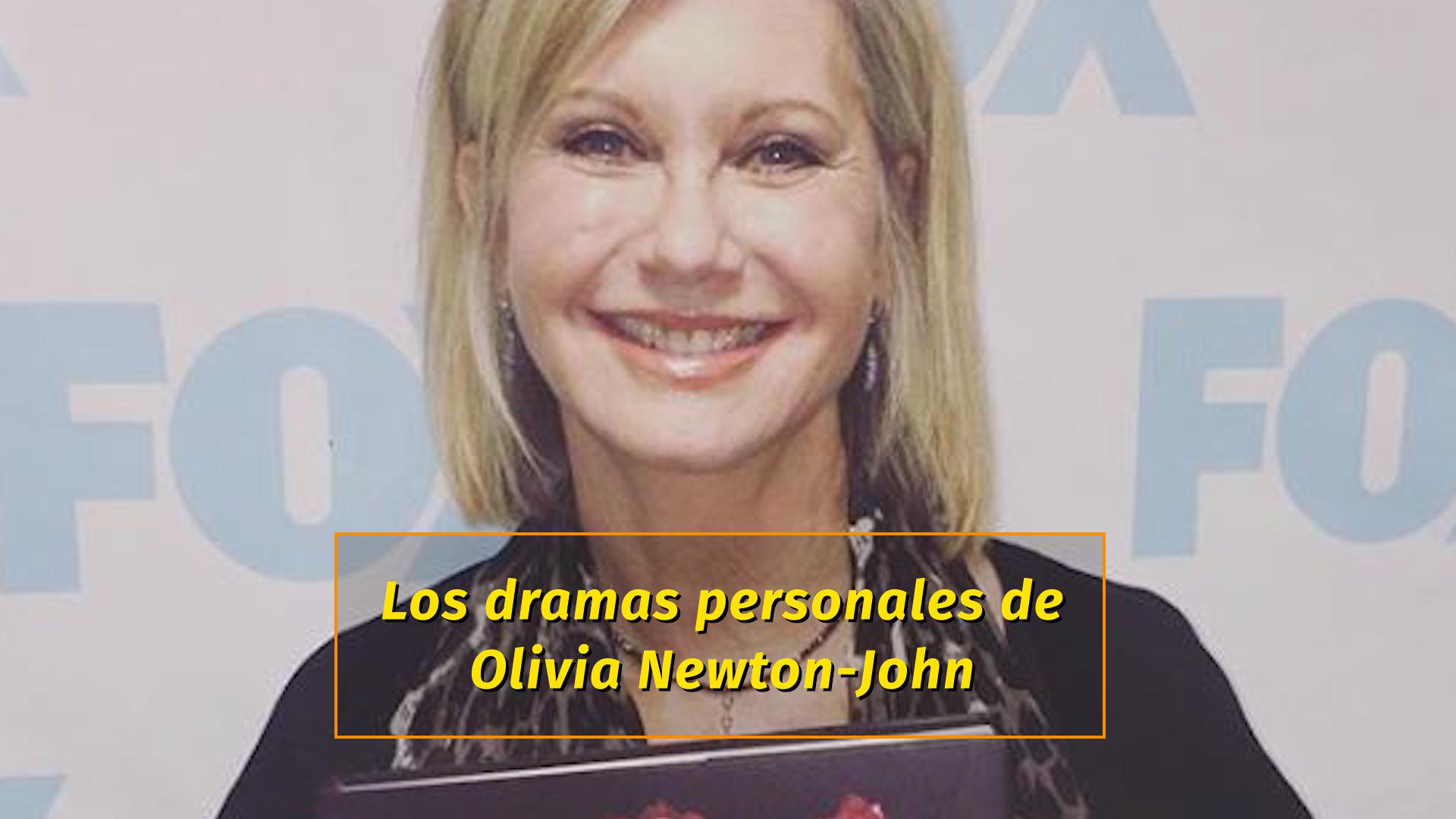 Olivia Newton John Cumple 70 Años En Medio De Una Lucha