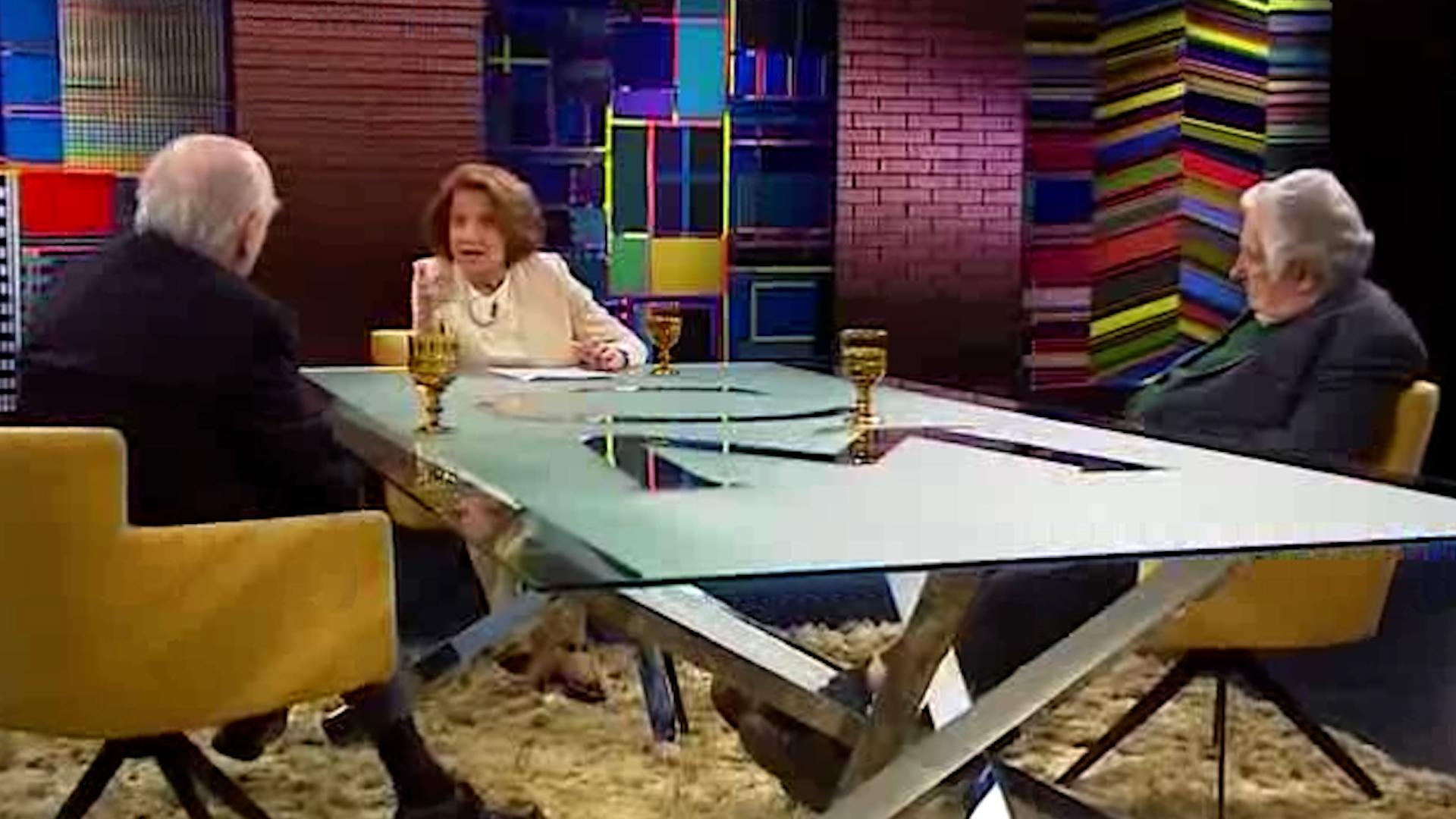 El ejemplo uruguayo: una inédita entrevista conjunta reunió en TV a tres ex  presidentes de distintas fuerzas políticas - Infobae