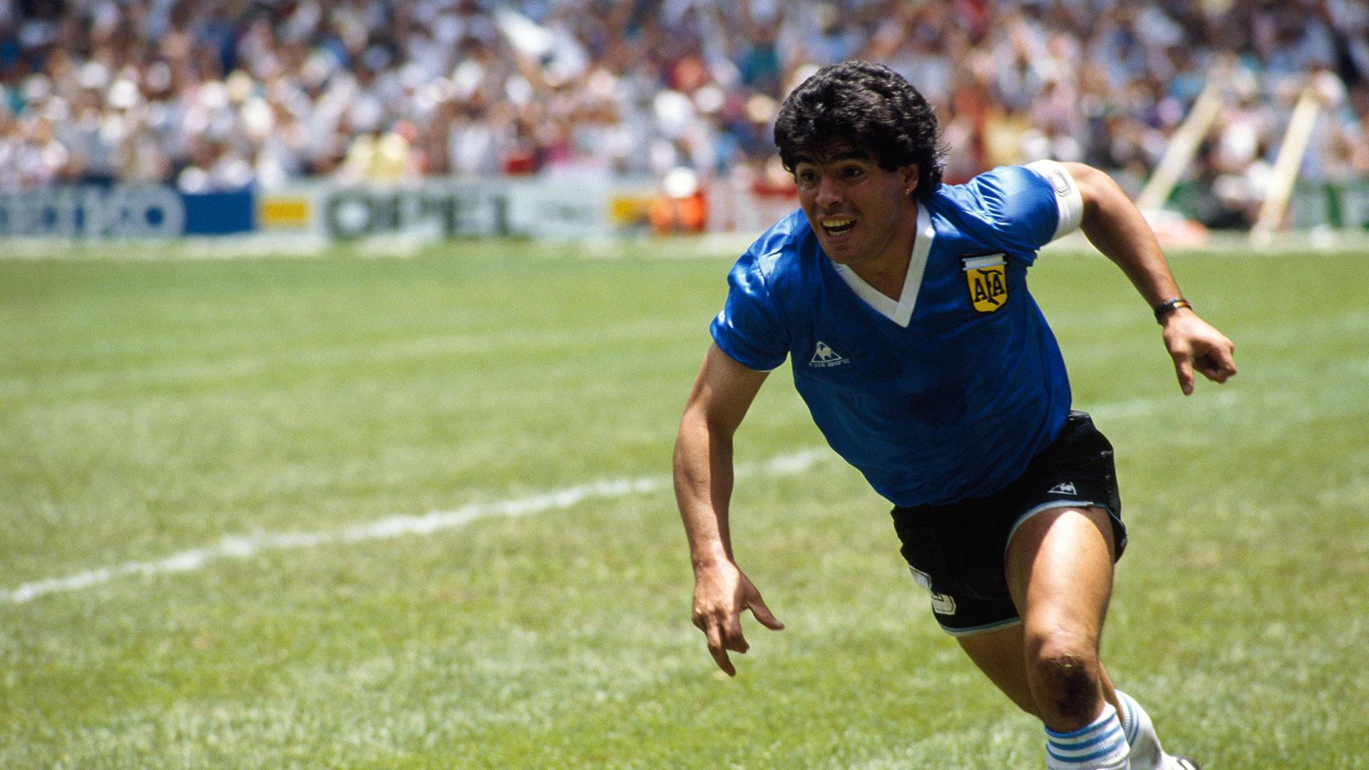 El homenaje de FIFA a Maradona en su cumpleaños 83969bbbed2e1