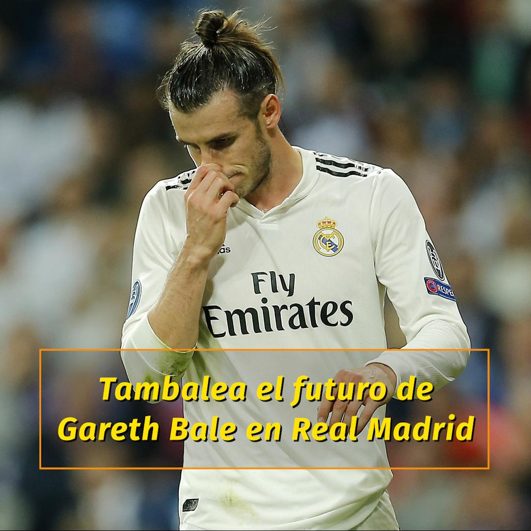 Explotó la interna del vestuario del Real Madrid  un referente habría  pedido la salida de Gareth Bale - Infobae bbf453197e556