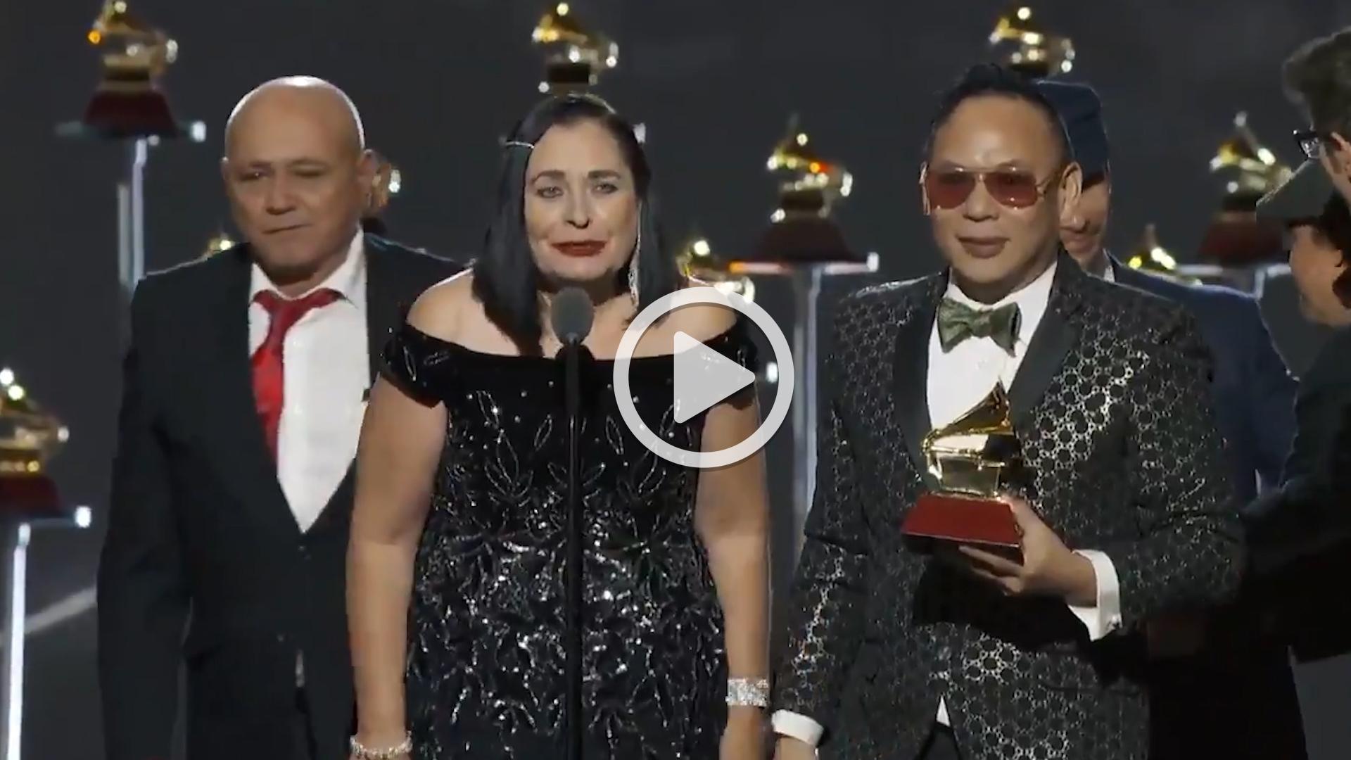 Latin Grammy 2019 Todos Los Ganadores De La Gala Que Premia