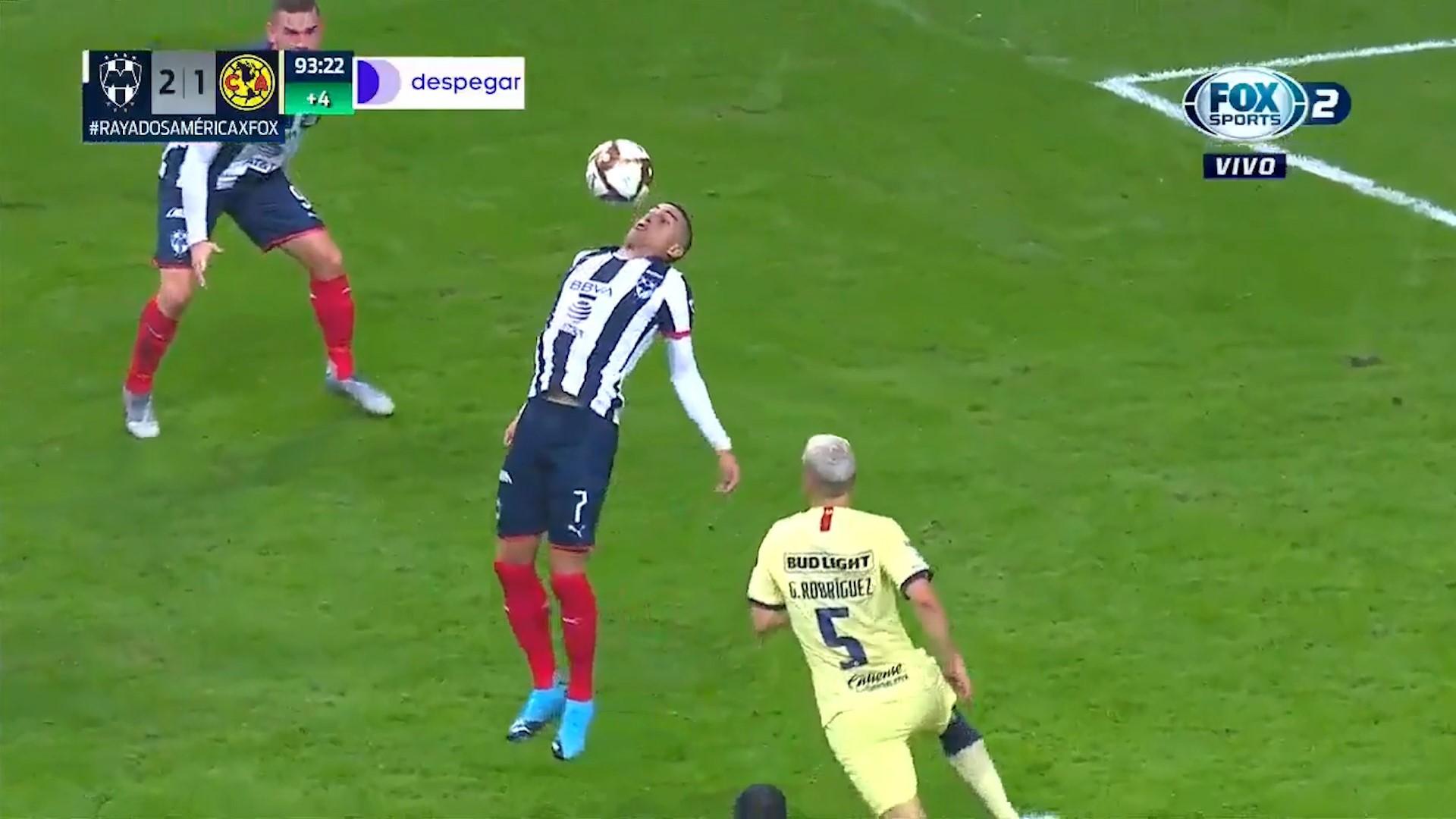 90 Minutos De Futbol En Vivo Por Internet monterrey venció al américa en los penales y se consagró